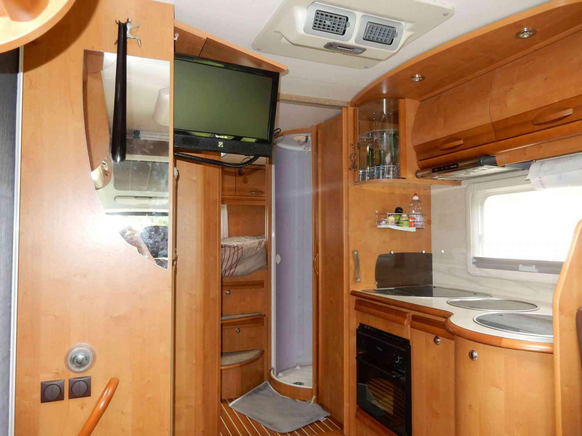 camping-car RAPIDO  9096 DF