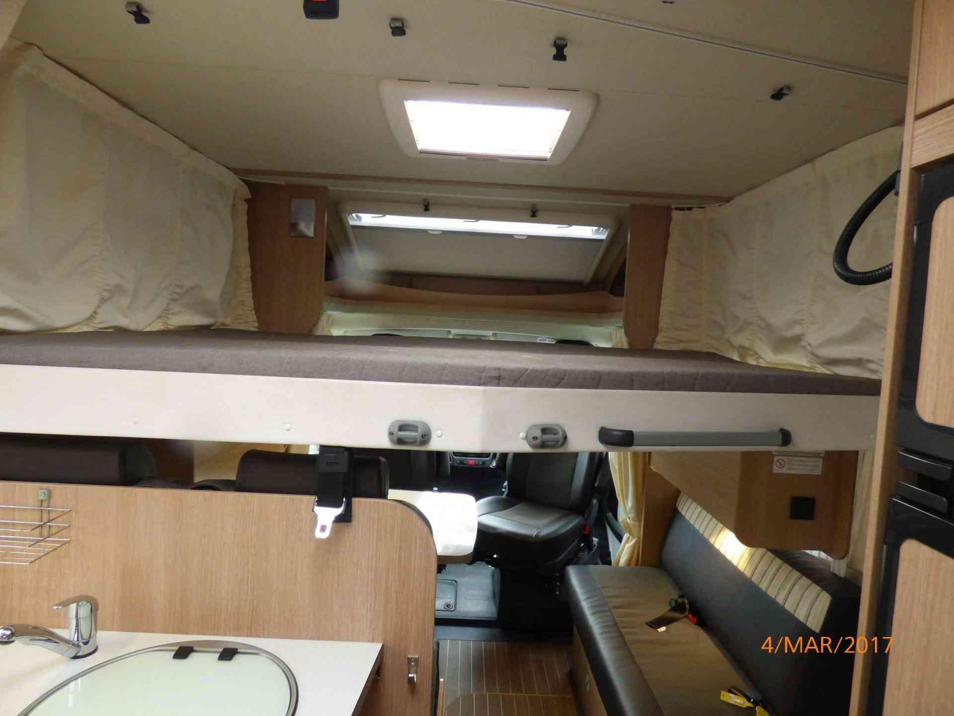 camping-car SUNLIGTH T 64