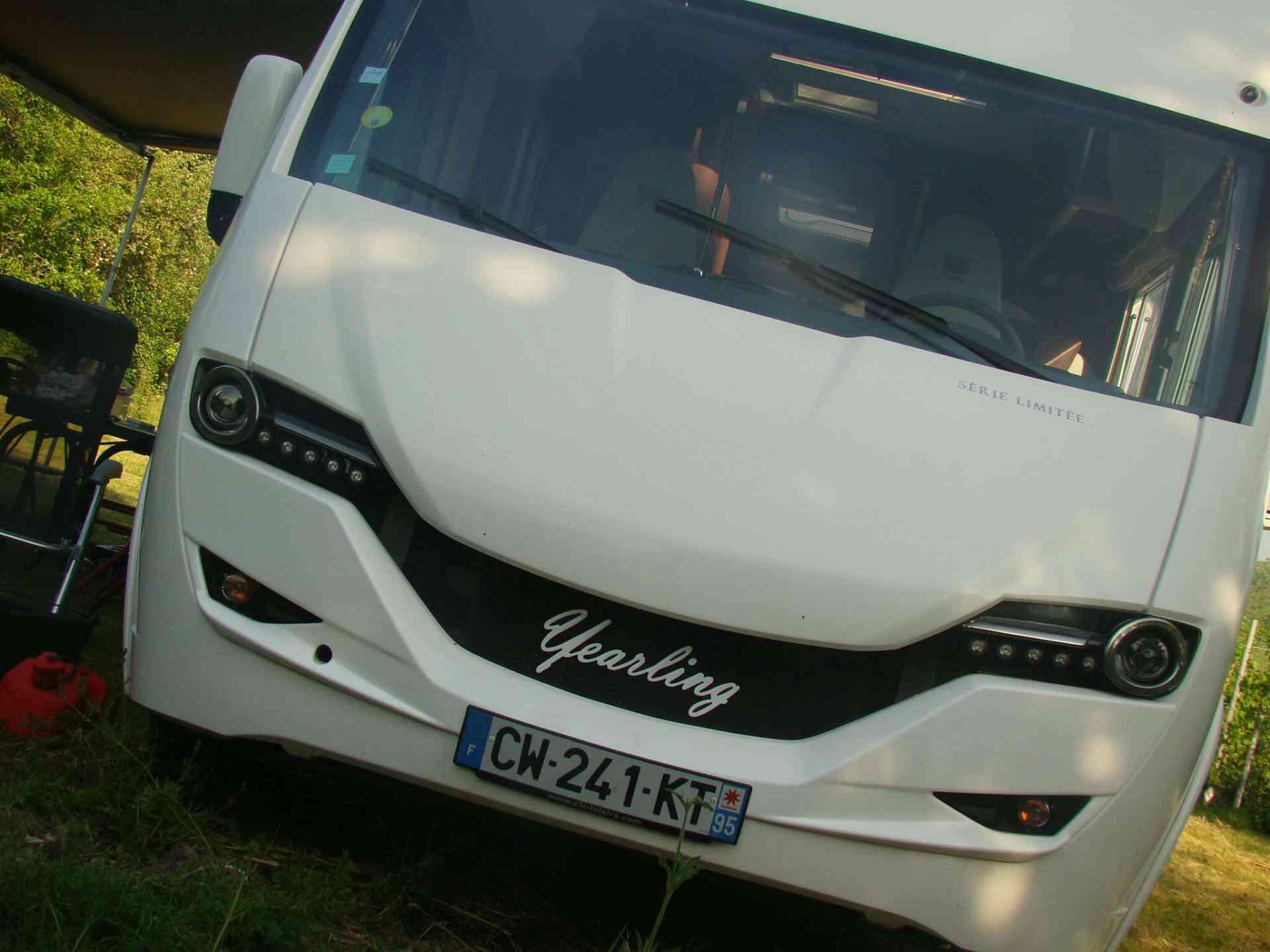 camping-car MC LOUIS NEVIS 878 YEARLING