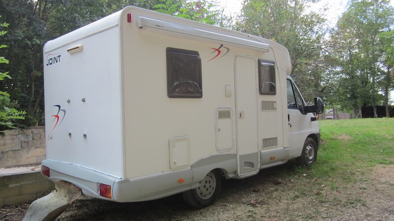 camping-car JOINT  E 44