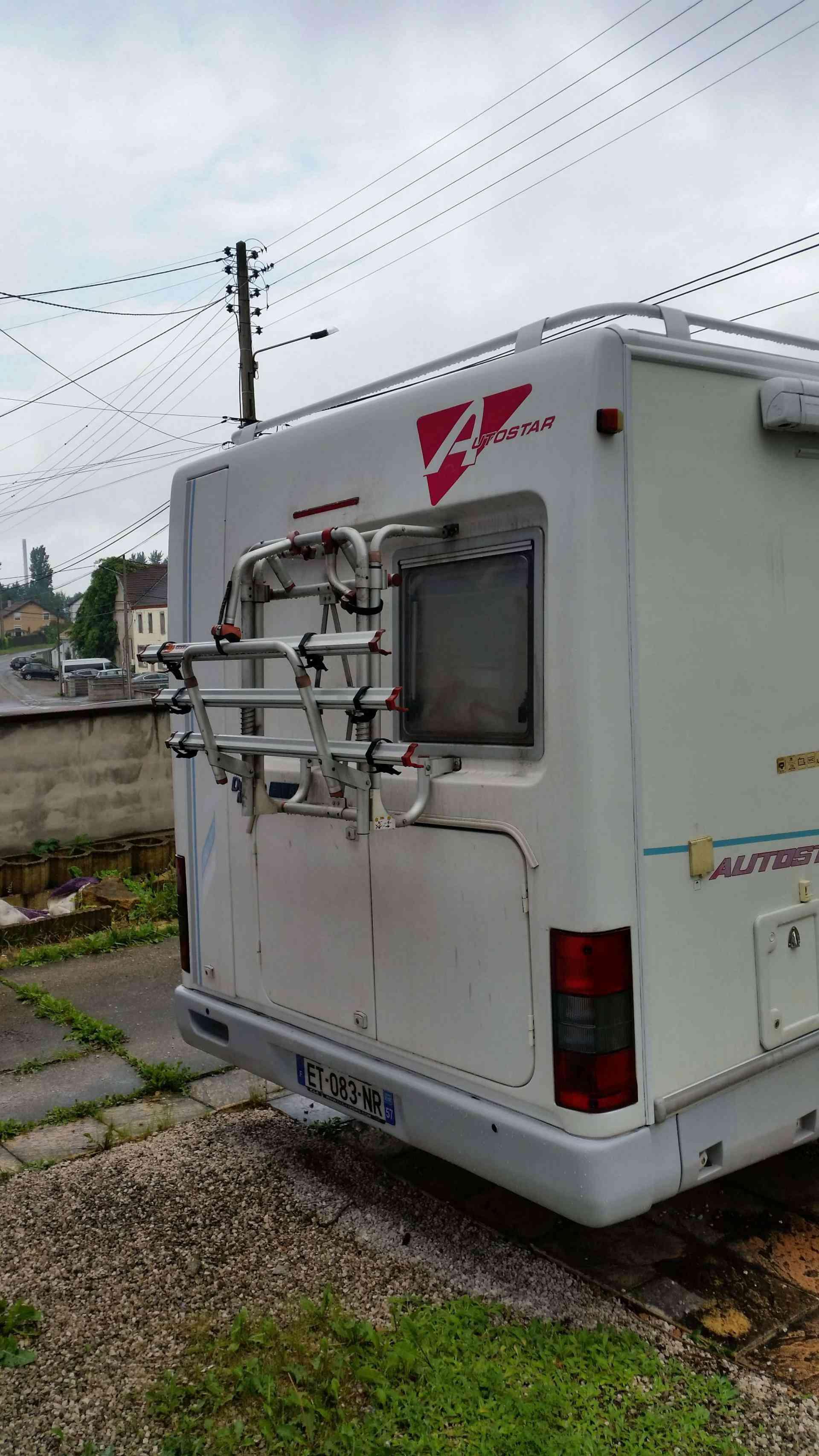 camping-car AUTOSTAR ATHENOR