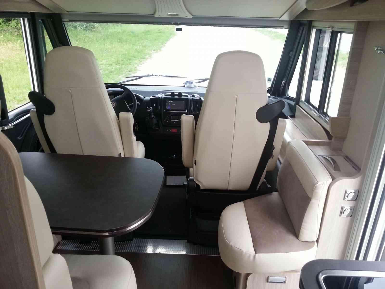 camping-car LAIKA ECOVIP 609