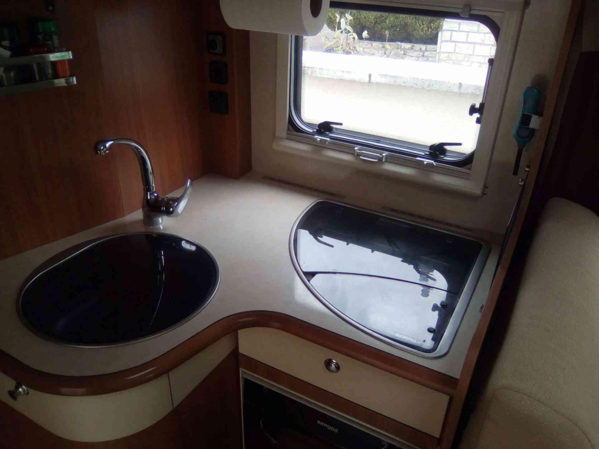 camping-car RAPIDO 883 F