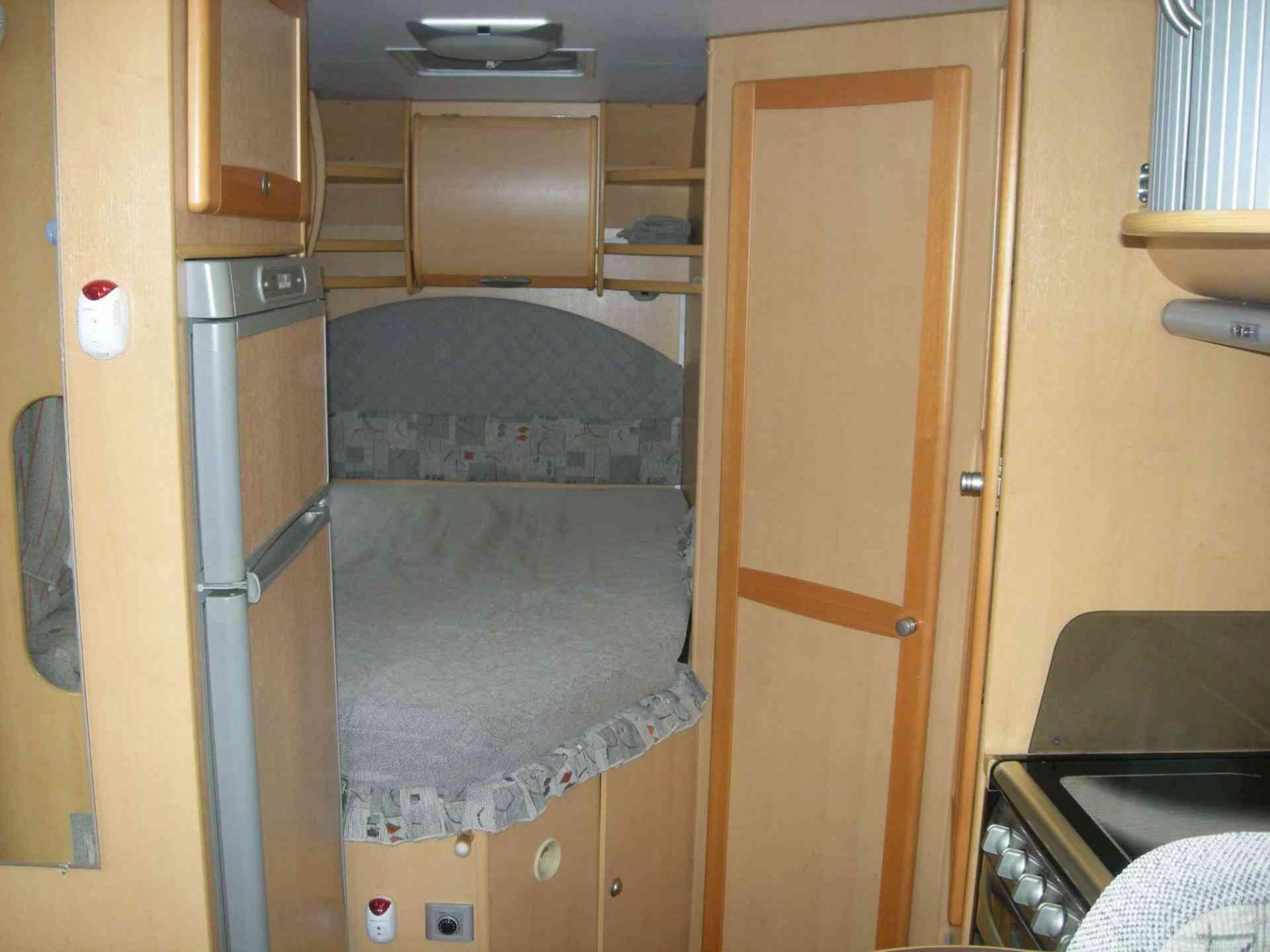 camping-car ROLLER TEAM