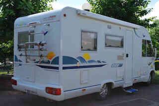 camping-car PILOTE GALAXY 642