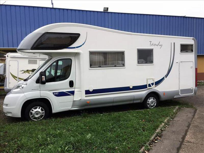 camping-car MC LOUIS TANDY 640 G