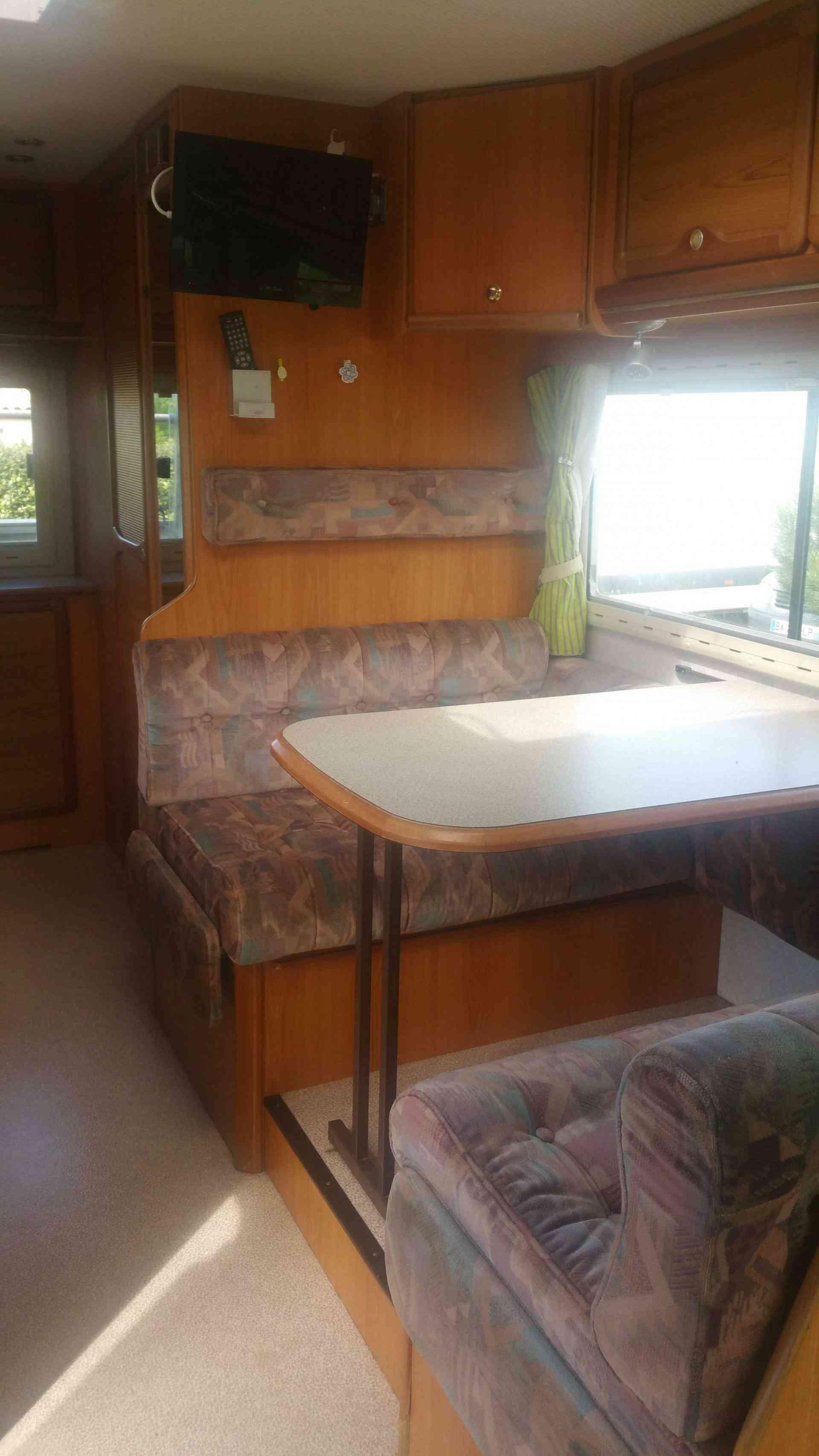 camping-car PILOTE GALAXY