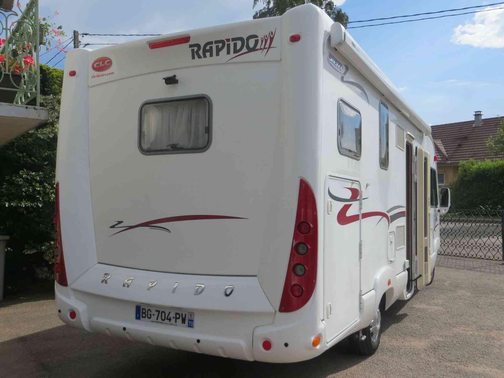 camping-car RAPIDO 9097 F