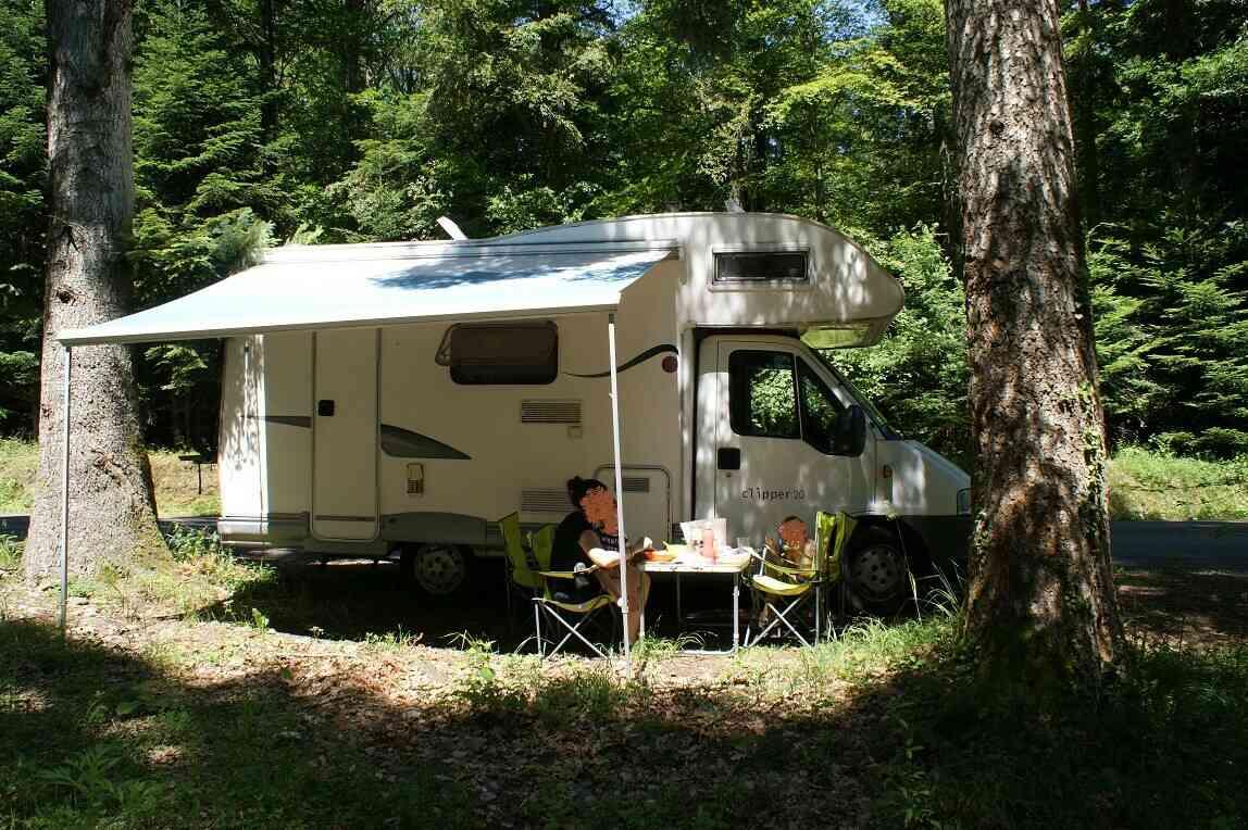 camping-car ELNAGH CLIPPER 20