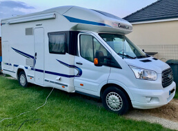 camping-car CHAUSSON FLASH 616