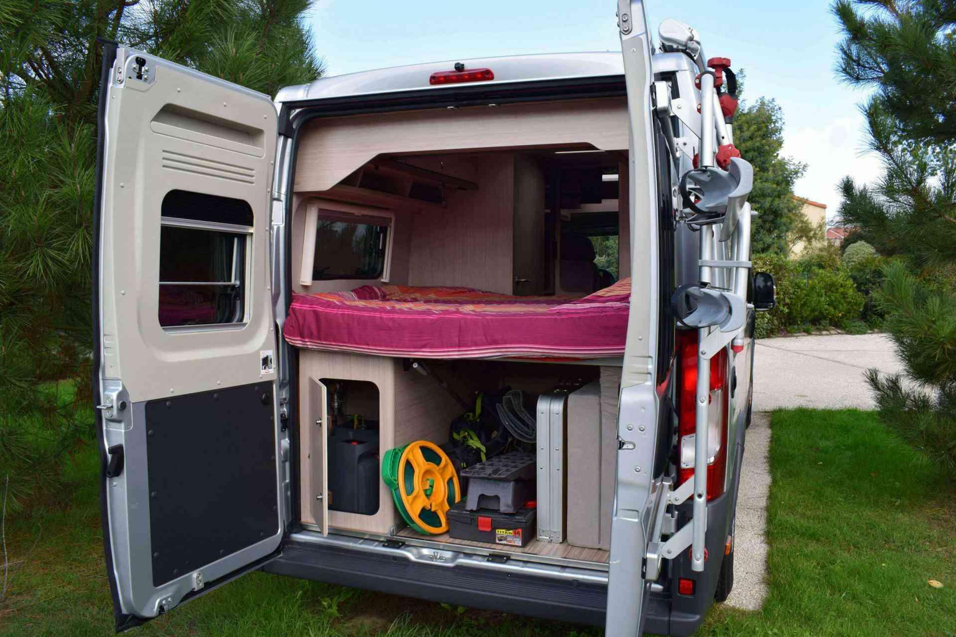 camping-car POSSL ROADSTAR 640 DK