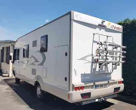 camping-car ITINEO SB 720