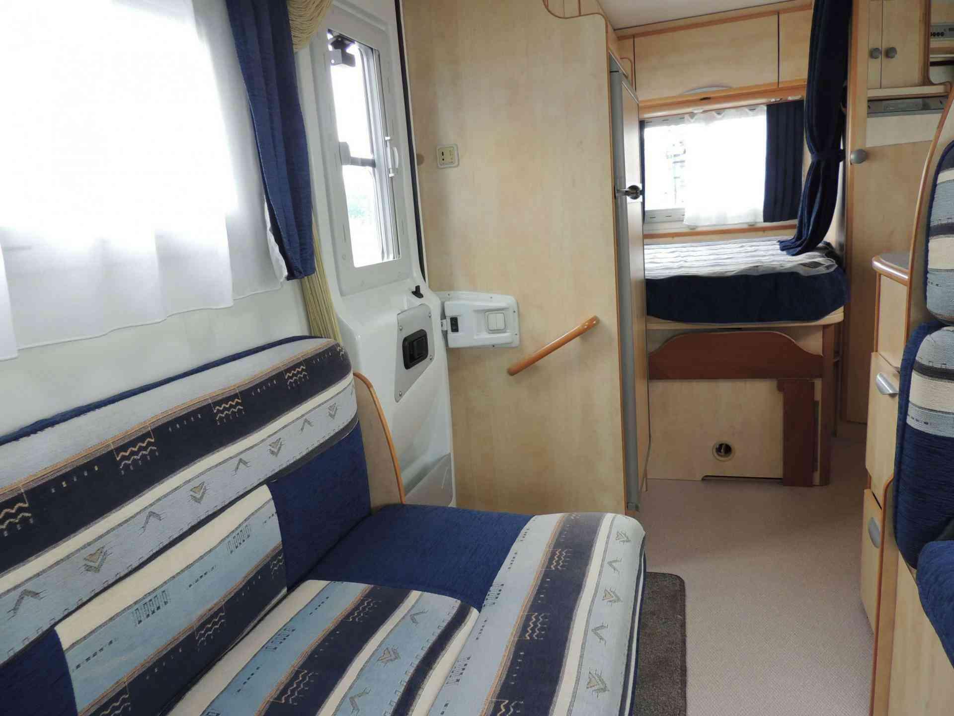 camping-car AUTOSTAR AUROS 448