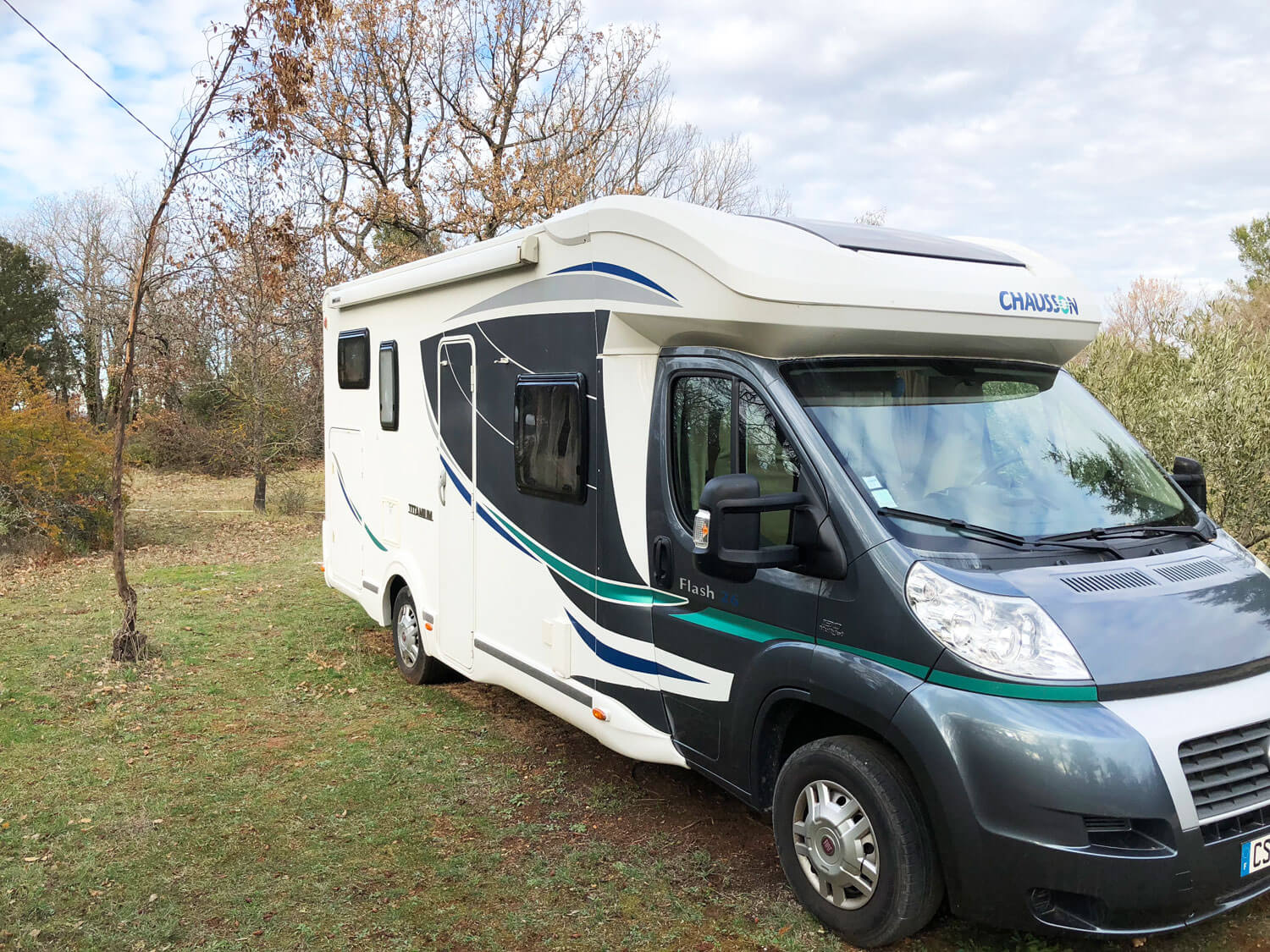camping-car CHAUSSON FLASH 26 TITANIUM