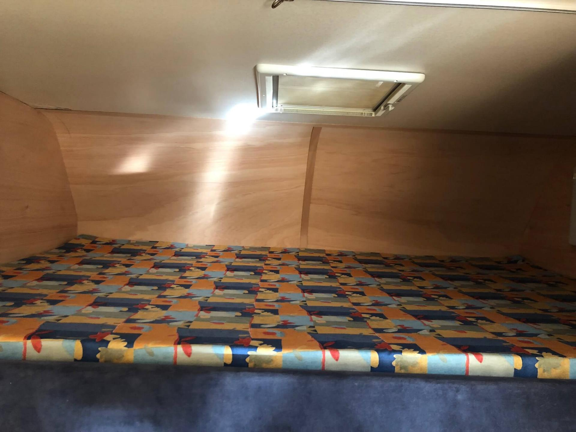 camping-car CHAUSSON WELCOME 4