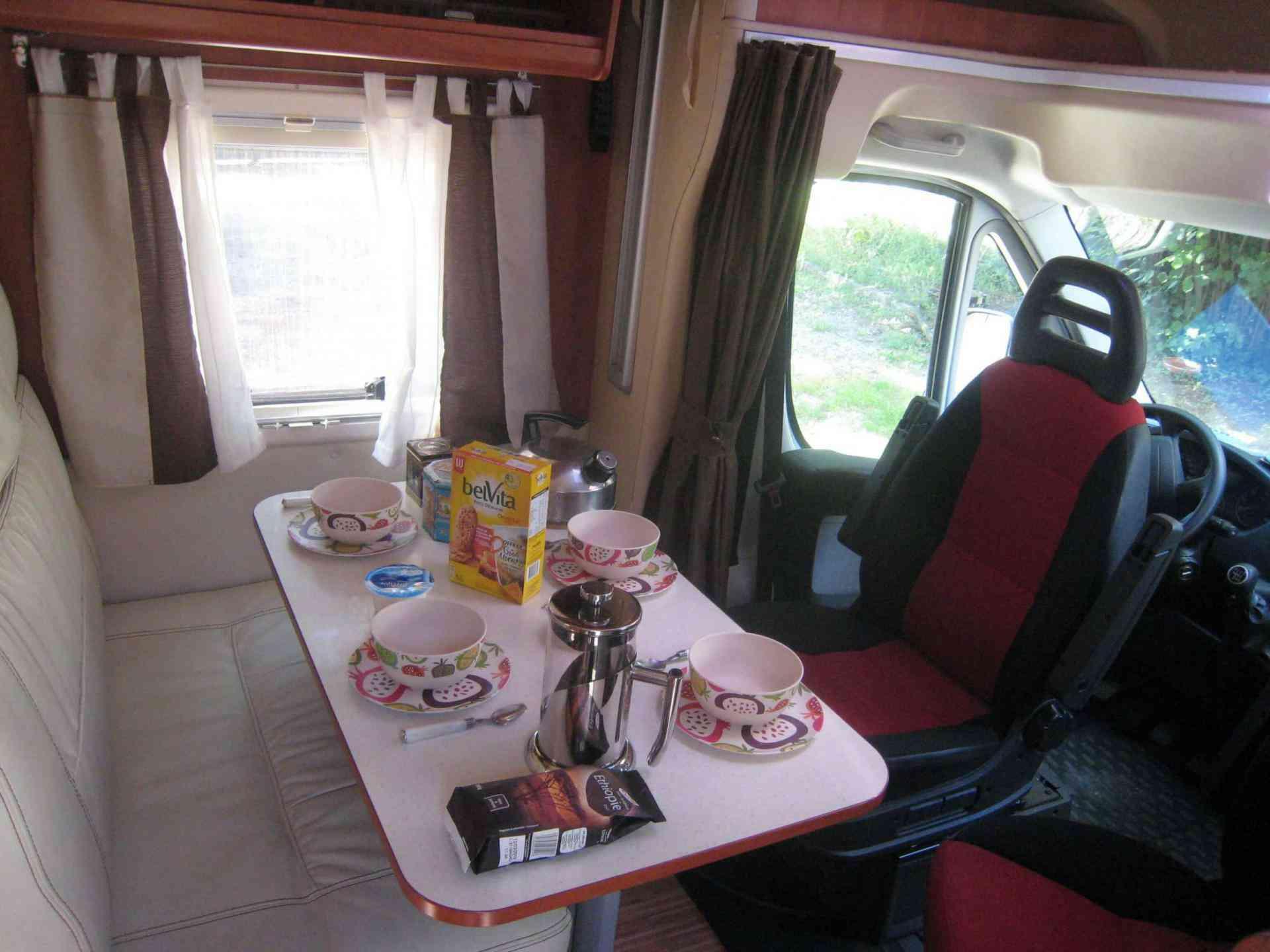 camping-car PLA PLASY H290