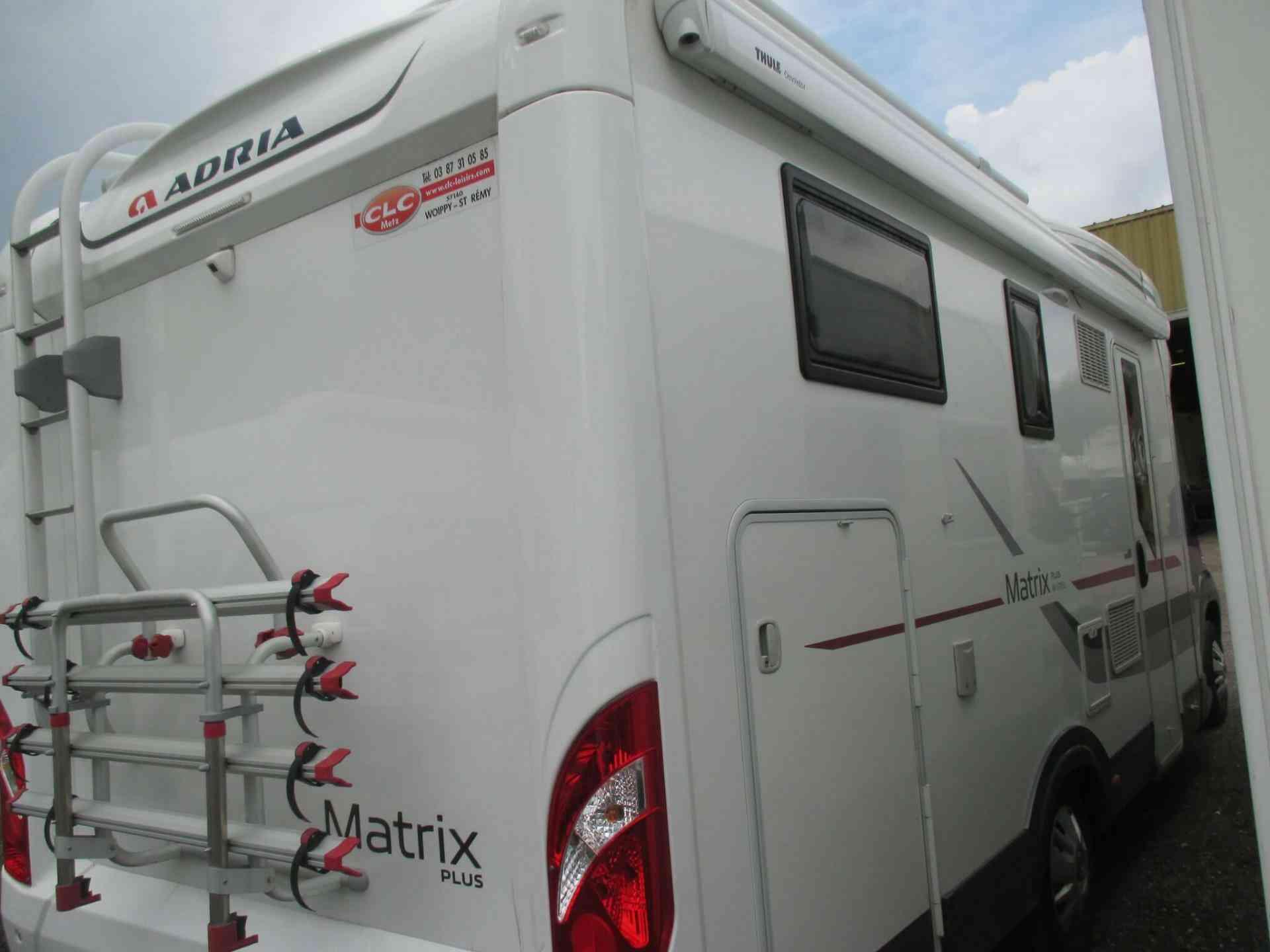 camping-car ADRIA MATRIX PLUS M 670 SL