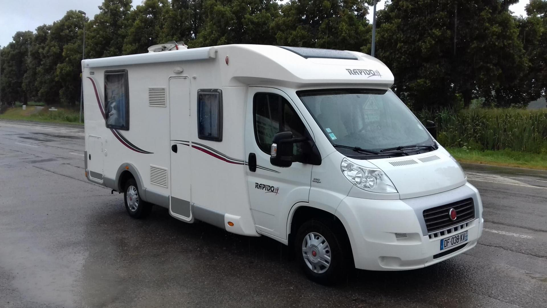 camping-car RAPIDO 690