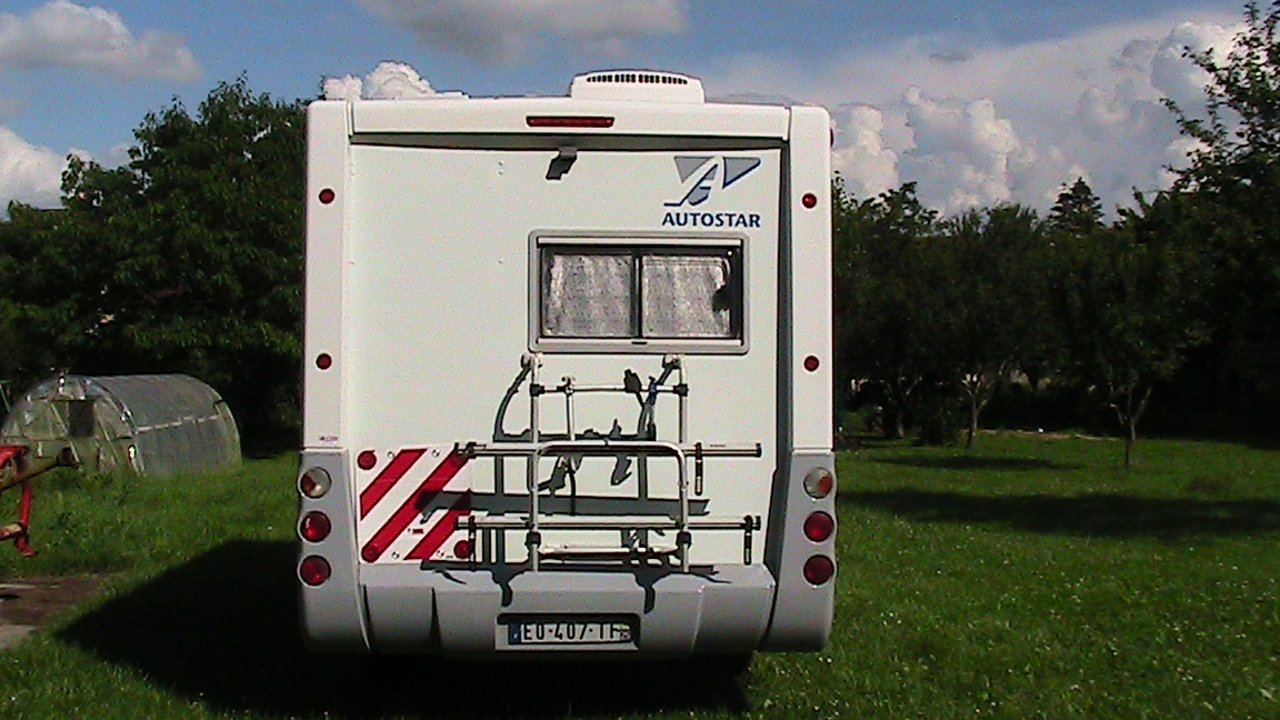 camping-car AUTOSTAR