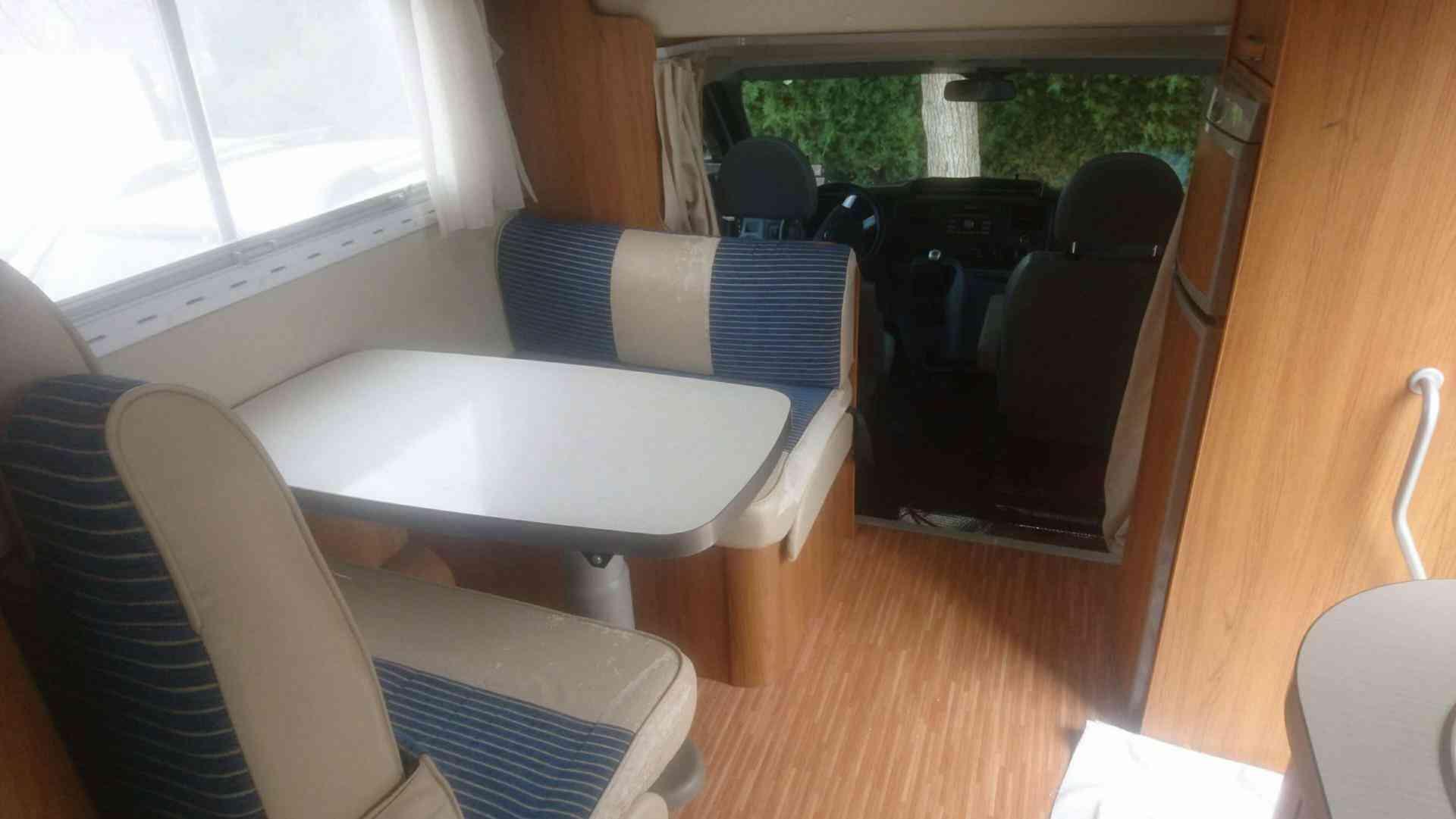 camping-car RIMOR SUPERBRIG 677