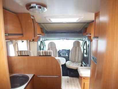 camping-car AUTOSTAR AUROS 99 XL