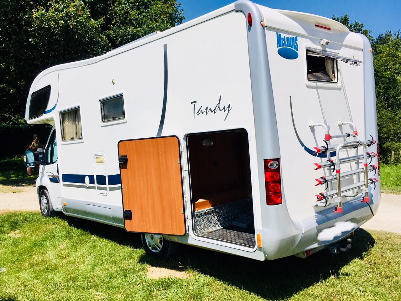 camping-car MC LOUIS TANDY 636 G