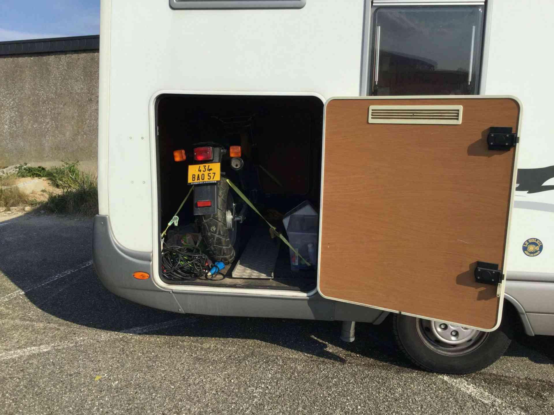 camping-car LAIKA ECOVIP 720