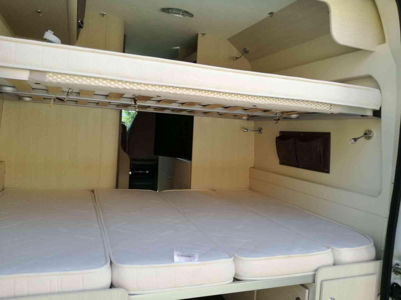 camping-car CHAUSSON TWIST V 594 MAX