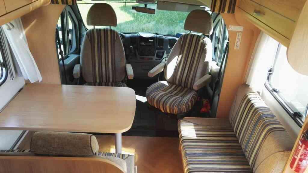 camping-car BURSTNER A 576