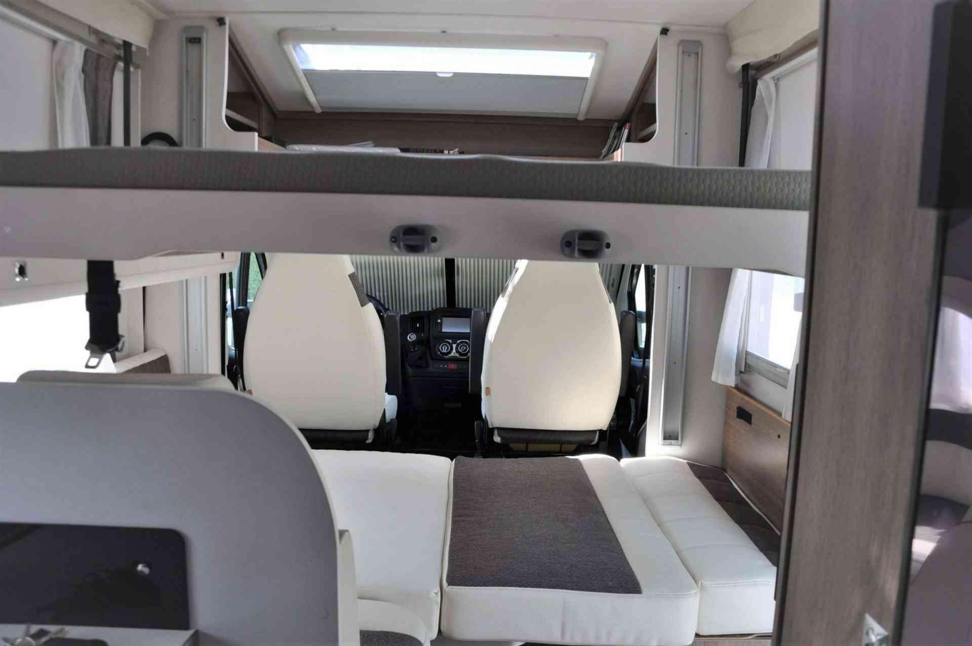 camping-car DETHLEFFS TREND T 6767