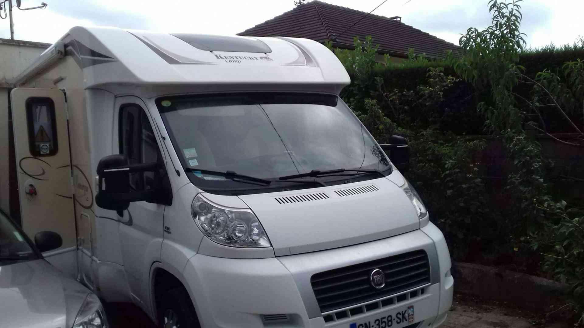 camping-car KENTUCKY CAMARGUE