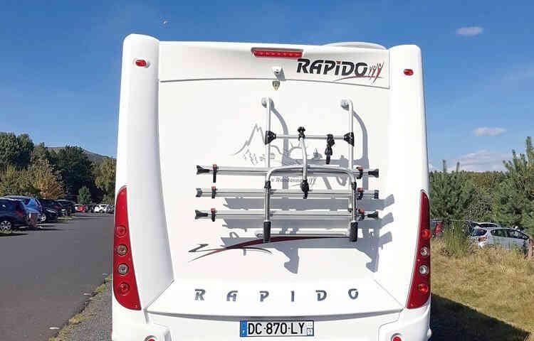 camping-car RAPIDO RANDONNEUR 903 F