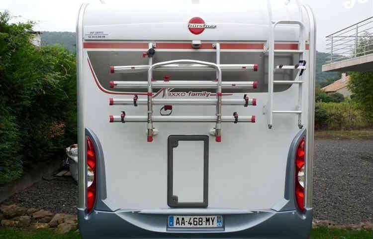 camping-car BURSTNER NEXXO FAMILY A 694