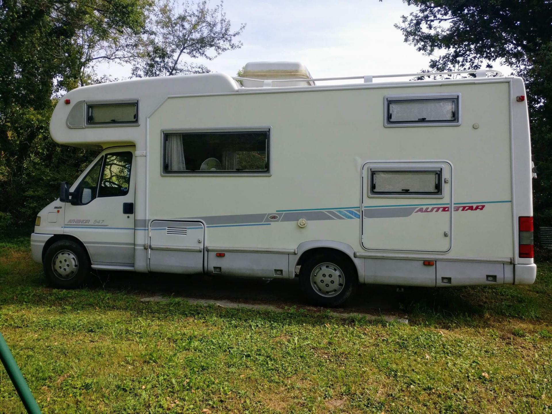 camping-car AUTOSTAR ATHENOR 547