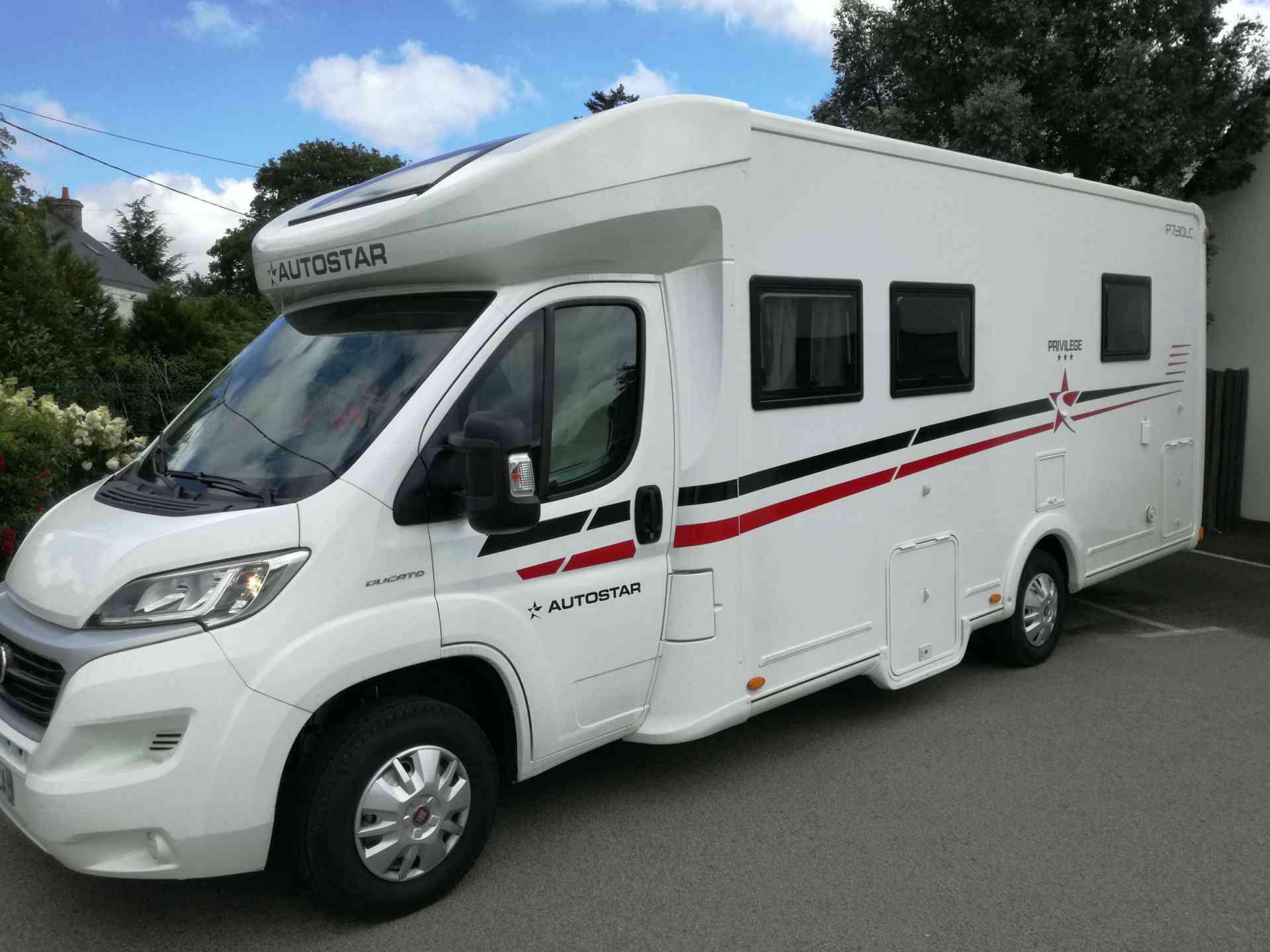 camping-car AUTOSTAR P 730 LC PRIVILEGE