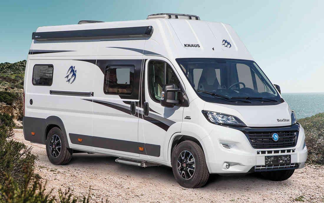 camping-car KNAUSS SOLUTION 4