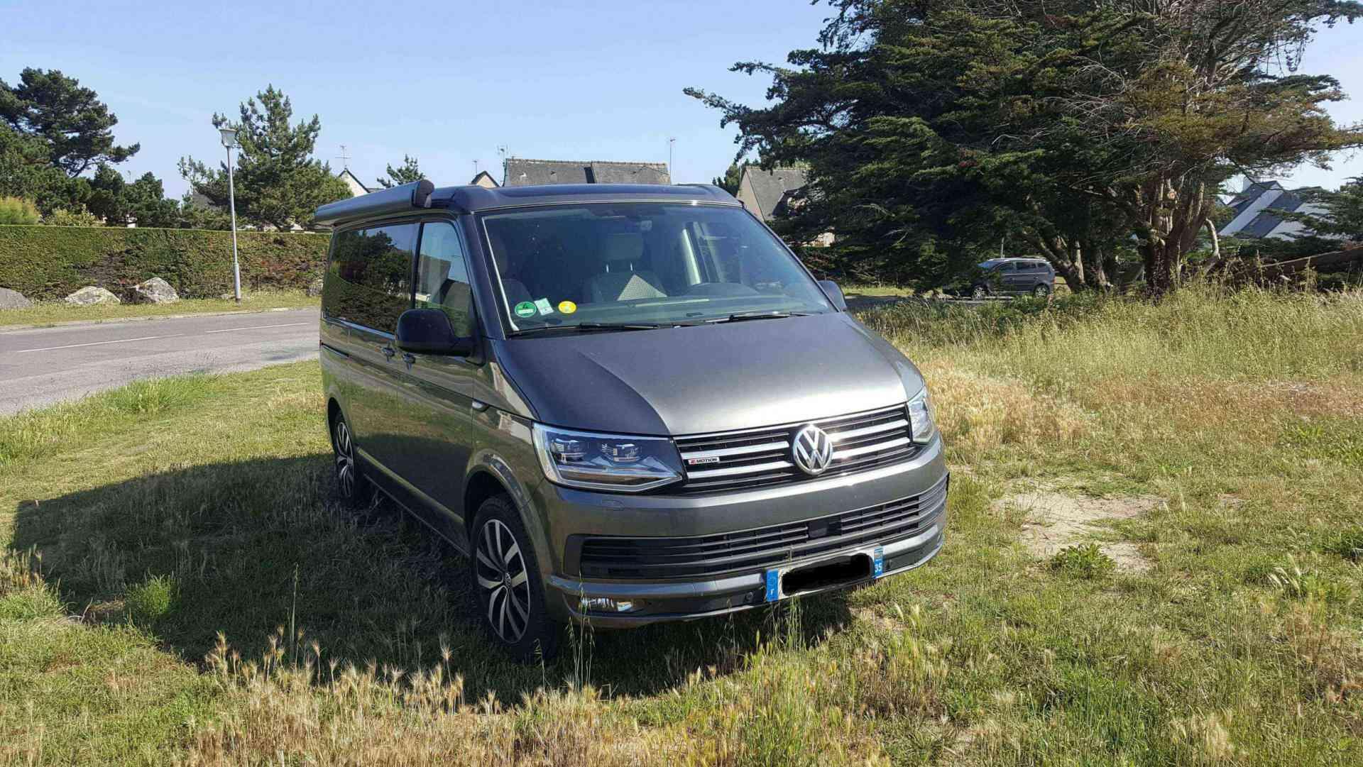 camping-car VOLKSWAGEN  CALIFORNIA