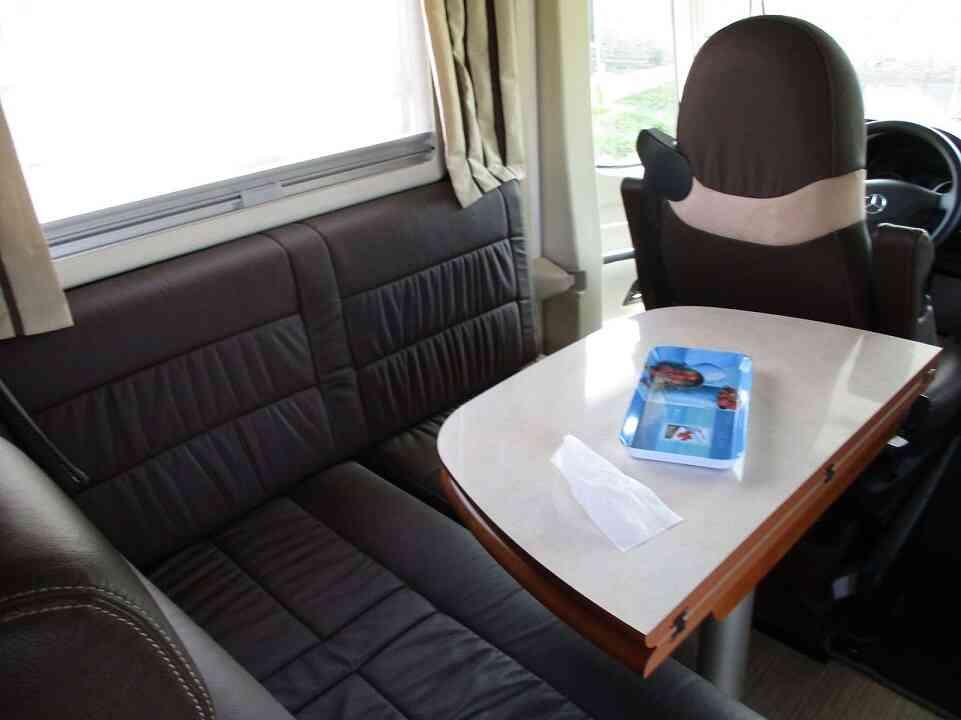 camping-car RAPIDO 999 M