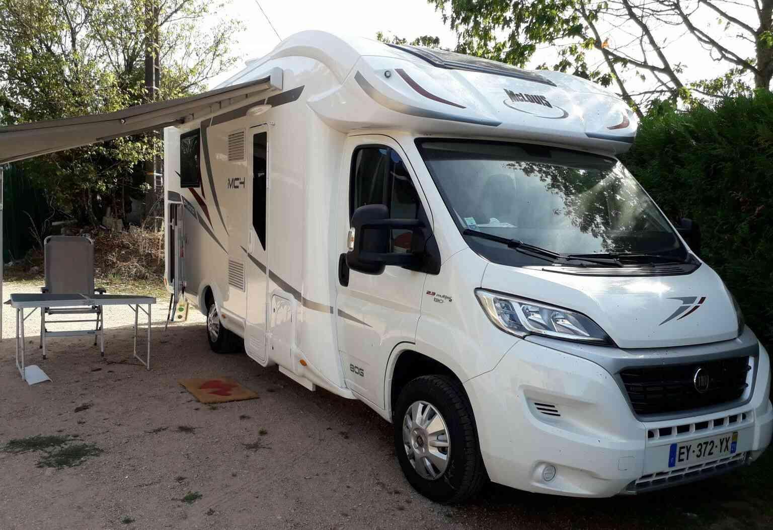 camping-car MC LOUIS MC 4 80 DIAMOND