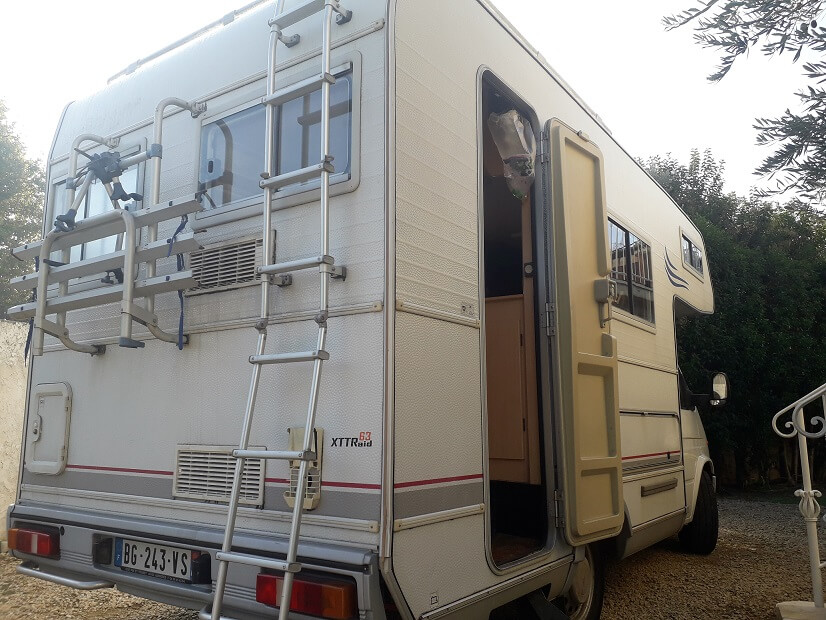 camping-car CHALLENGER 2.5 TD 100