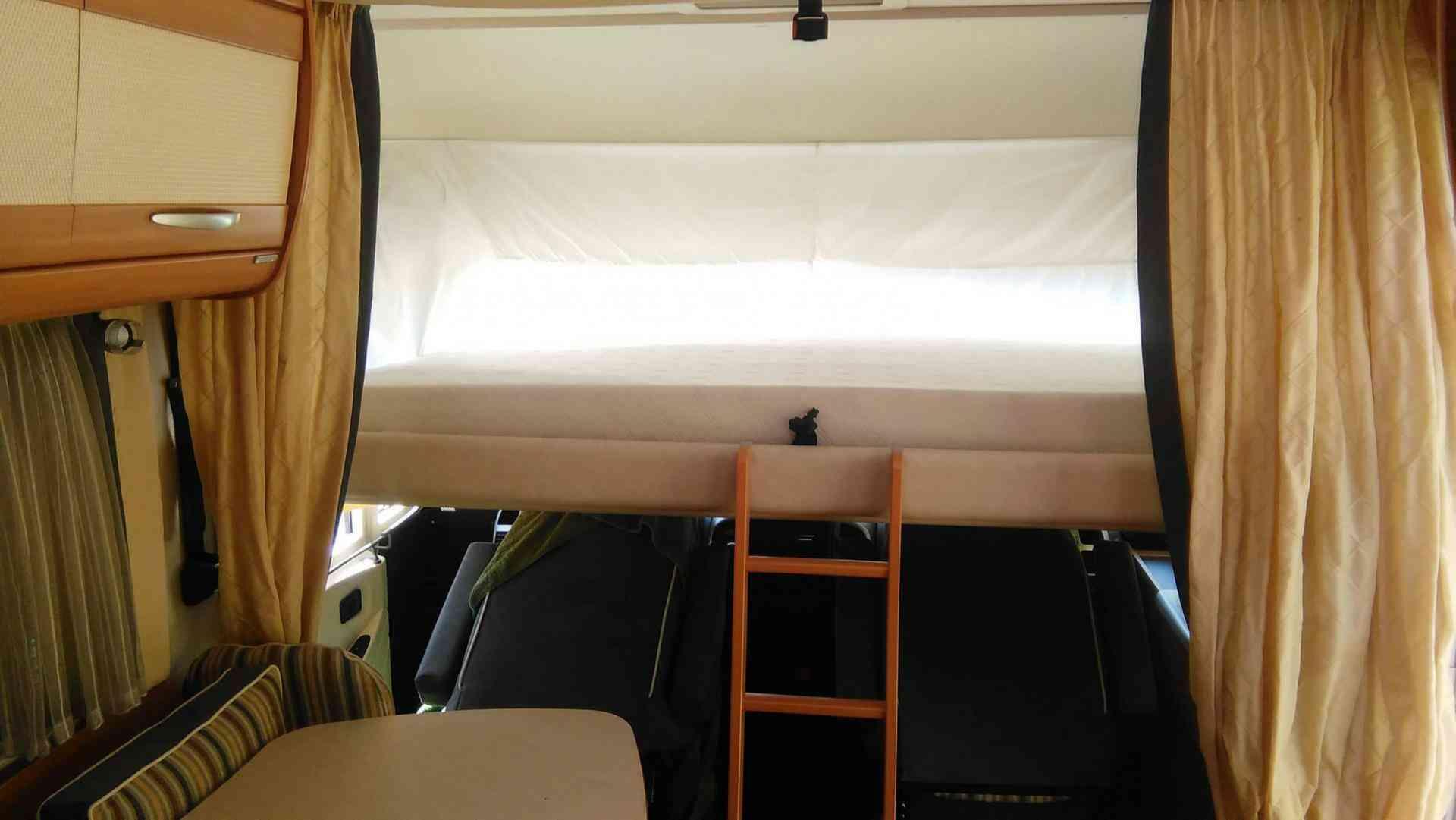 camping-car HYMER B 614