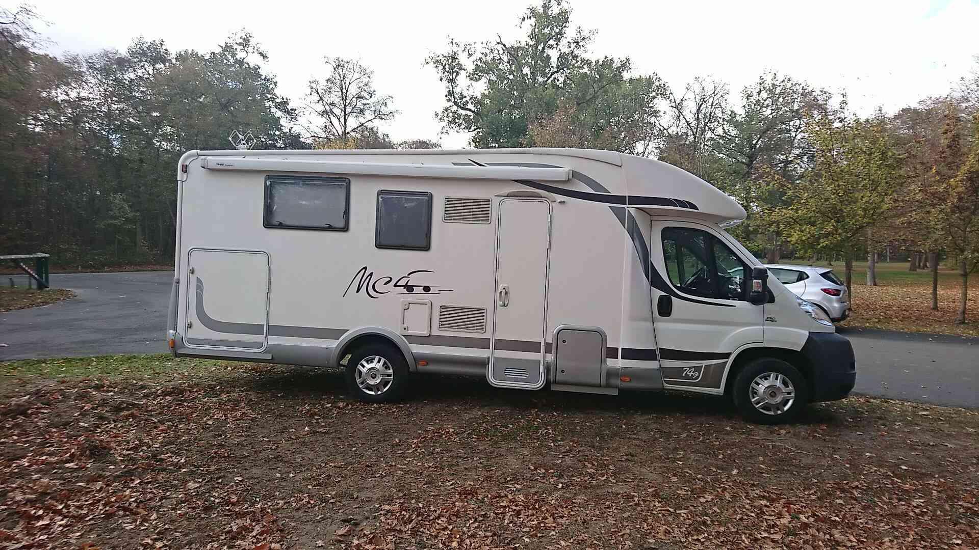 camping-car MC LOUIS MC4 74 G