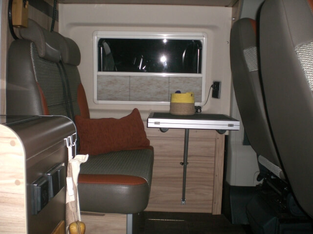 camping-car HYMER CAR GRAND CANYON