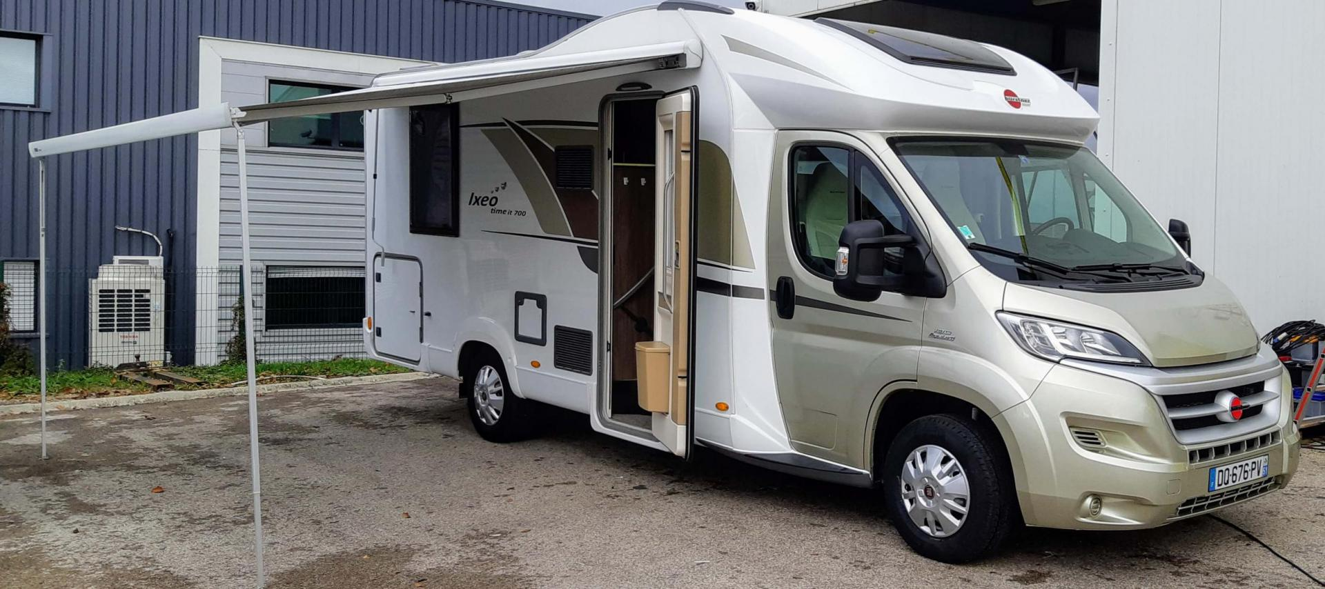 camping-car BURSTNER IXEO TIME IT 700