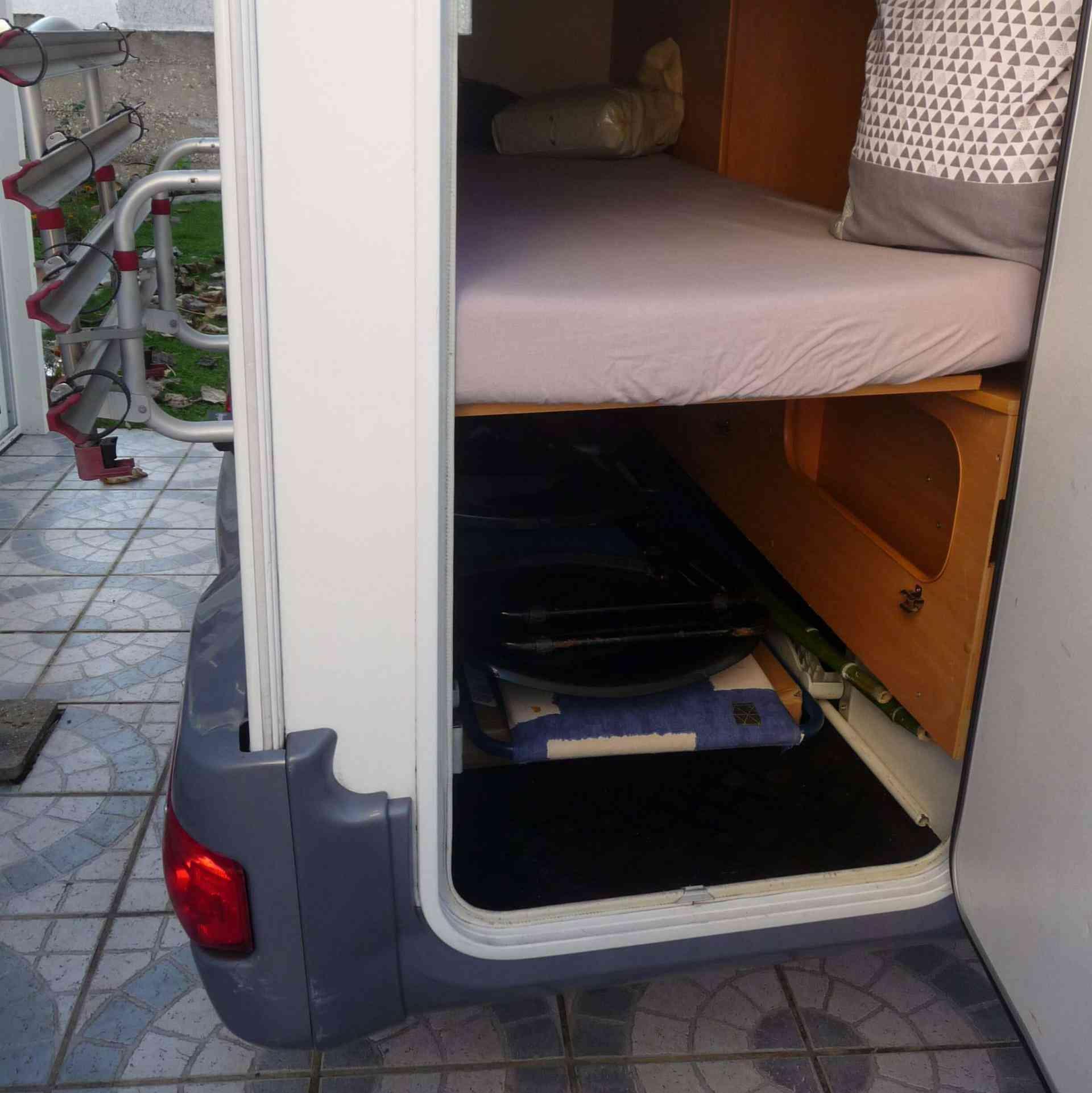 camping-car CHALLENGER GENESIS 45