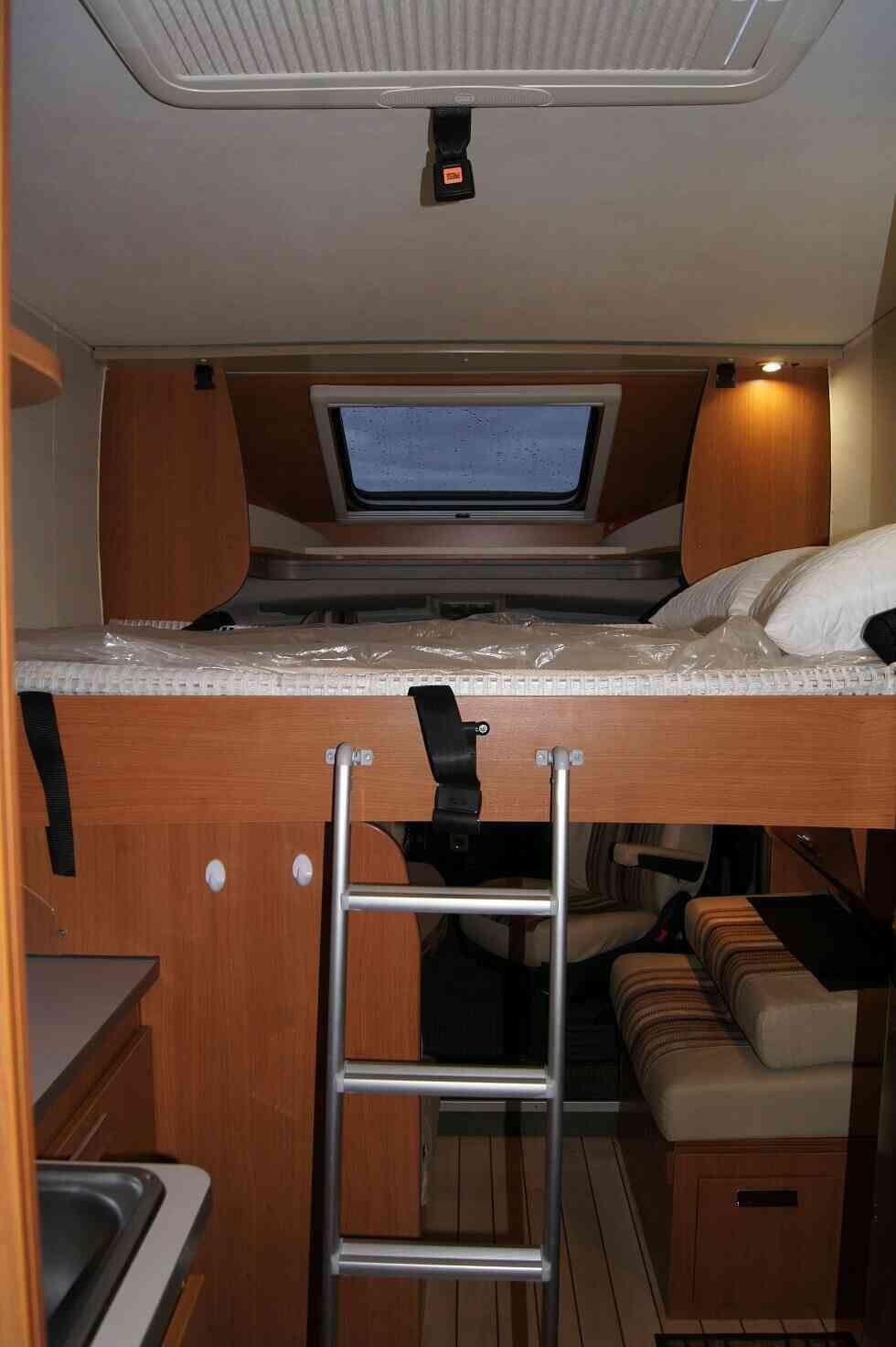 camping-car FIAT DUCATO MOOVEO P7