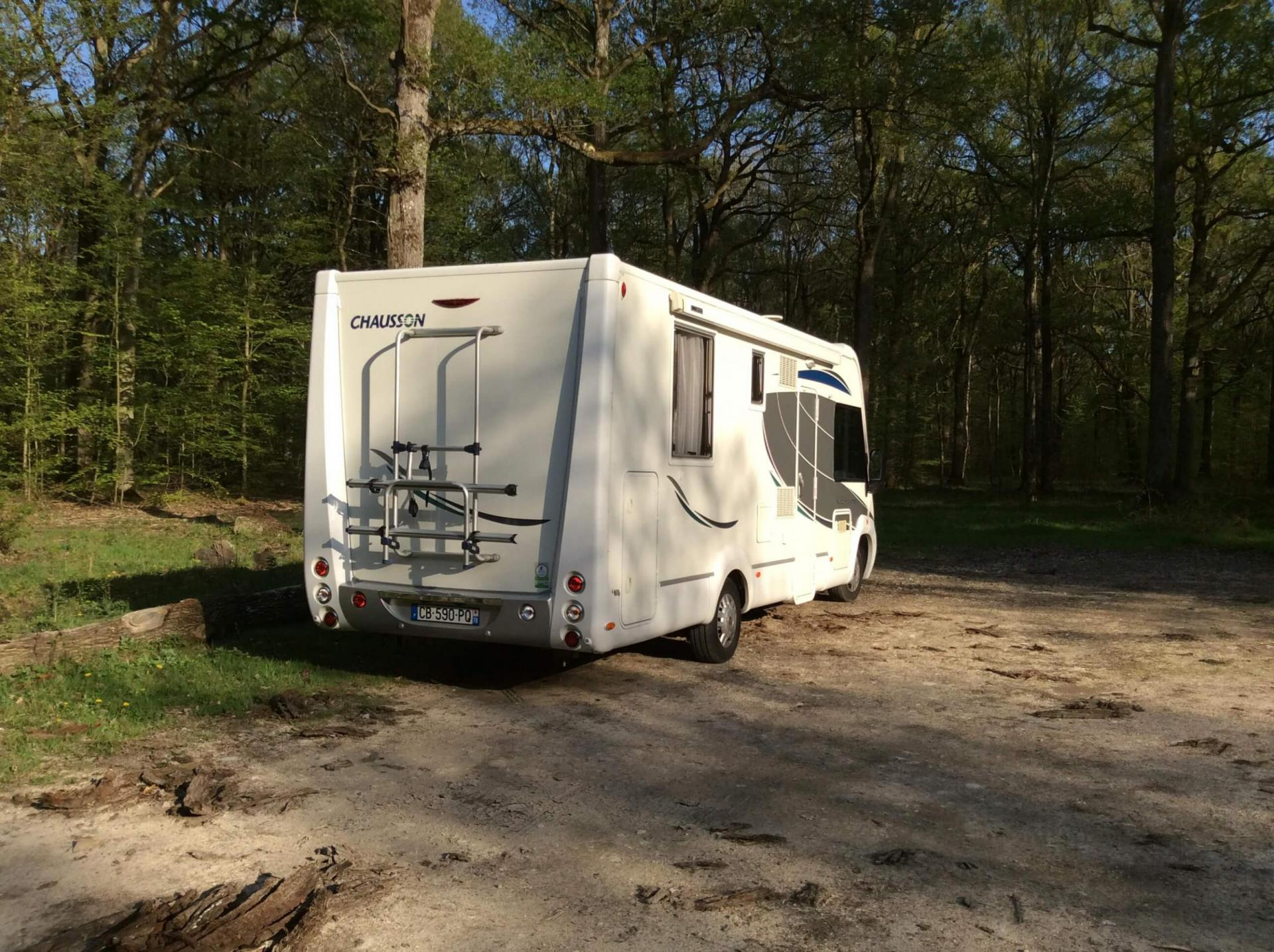 camping-car CHAUSSON WELCOME I 778