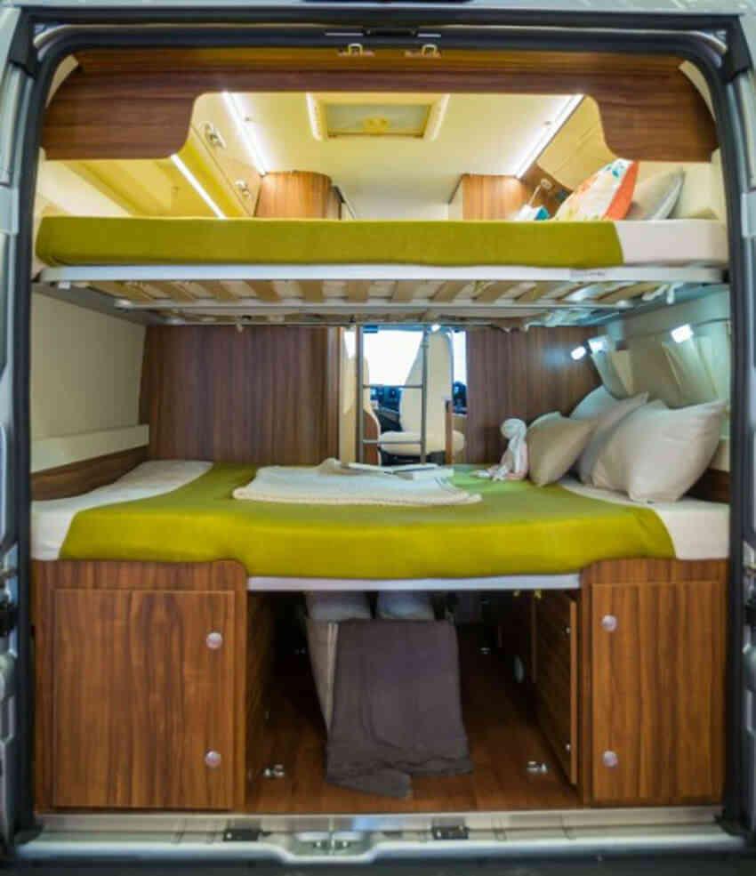 camping-car BENIMAR BENIVAN 118