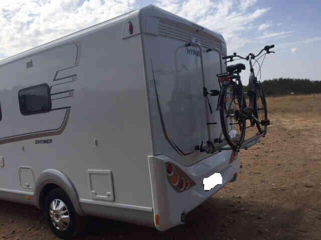 camping-car HYMER CLASSIC I 554