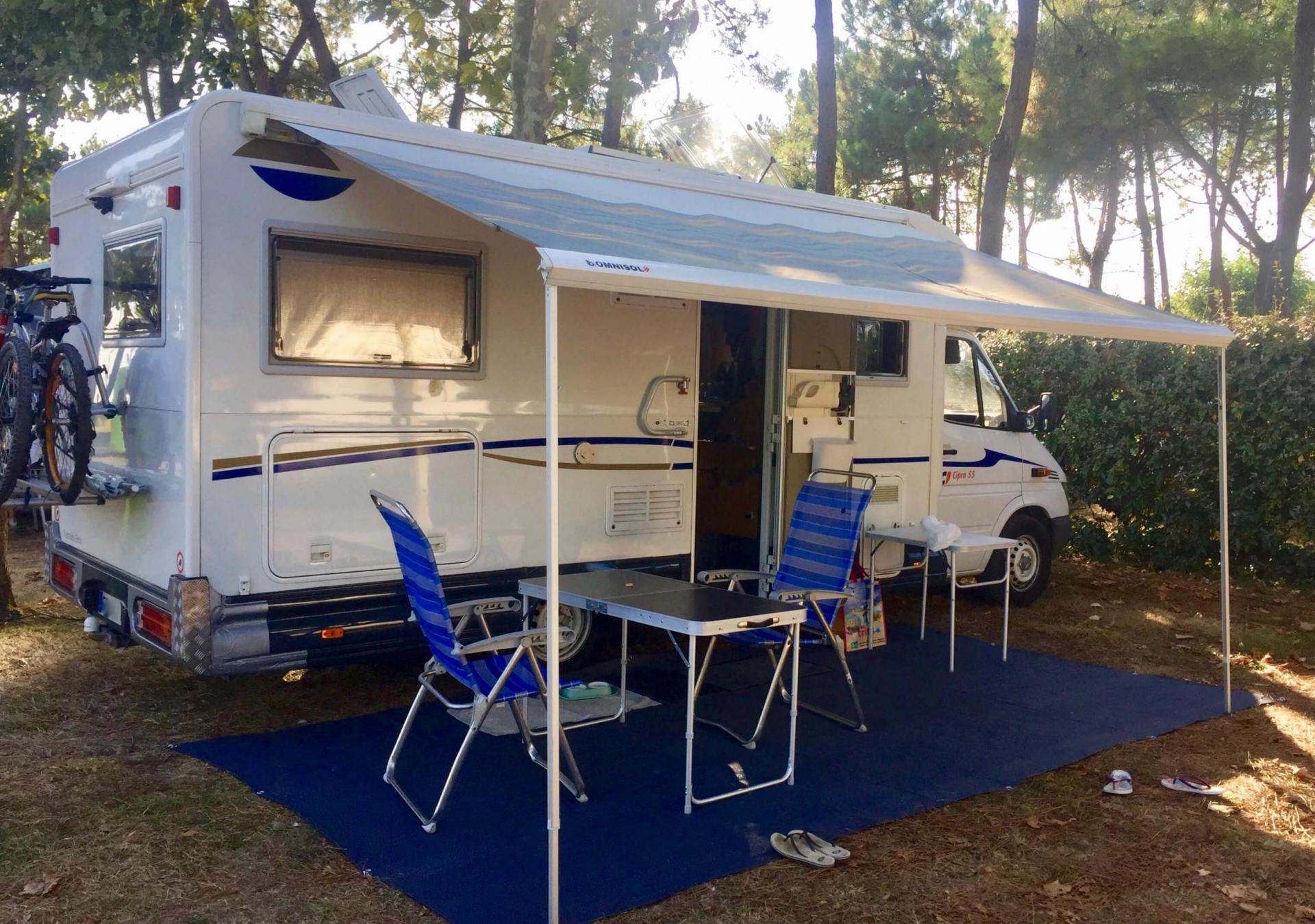 camping-car CI (Caravans International) CIPRO 55